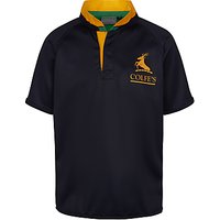 Colfes School Rugby Short Sleeved Norton House Jersey, Navy