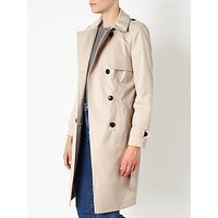 John Lewis Double Breasted Trench Coat