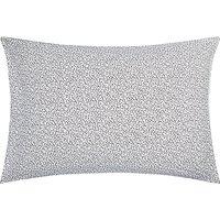 MissPrint Seeds Standard Pillowcase, Black/White