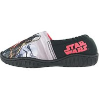 Star Wars Baby Soft Grip Slippers, Black