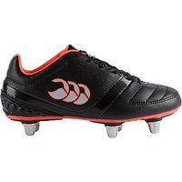 Canterbury of New Zealand Childrens Phoenix Club 6 Stud Rugby Boots