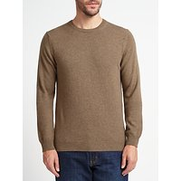 John Lewis Made In Italy Cashmere Crew Neck Jumper