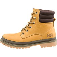 Helly Hansen Gataga Waterproof Leather Mens Boots, Wheat Brown