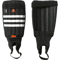 Adidas Football Evertomic Shin Guards, Black/White/Red