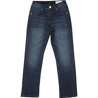 Polarn O. Pyret Boys Dark Jeans, Blue