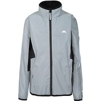 Trespass Children's Stand Out Active Jacket, Silver