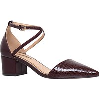Miss KG Ava Block Heeled Court Shoes
