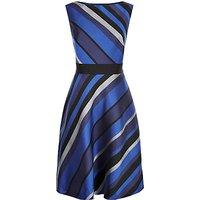Fenn Wright Manson Space Dress, Black/Blue
