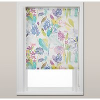 bluebellgray Nouvelle Blackout Roller Blind, Multi