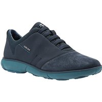 Geox Nebula Breathable Trainers, Navy