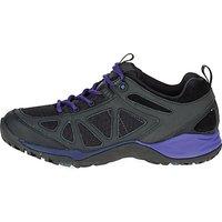 Merrell Siren Q2 Sport Womens Walking Shoes, Black