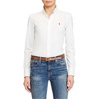 Polo Ralph Lauren Heidi Stretch Shirt