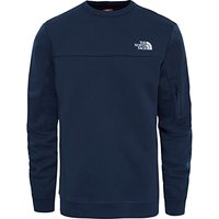 The North Face Crew Pocket Sweatshirt, Navy
