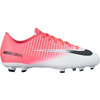 Nike Childrens Mercurial Vapor Lace Football Boots