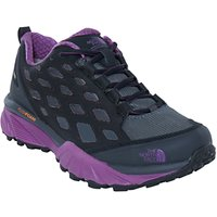 The North Face Endurus GTX Womens Hiking Shoes, Grey/Purple