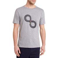 HYMN Tracks Tabletop Car T-Shirt, Grey