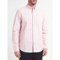 John Lewis Striped Cotton Oxford Shirt