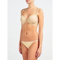 Calvin Klein Underwear Sheer Marquisette Demi Underwired Bra