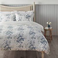 Cabbages & Roses Vintage Constance Print Cotton and Linen Bedding
