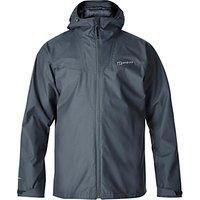 Berghaus Stronsay Waterproof Hooded Mens Jacket, Grey