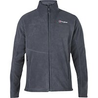 Berghaus Prism 2.0 Full Zip Mens Fleece, Grey