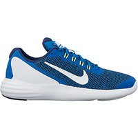 Nike Childrens Lunar Apparent (GS) Trainers, Blue