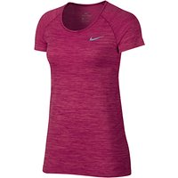 Nike Dri-FIT Knit Short Sleeve Running Top
