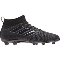 Adidas Childrens Ace 17.3 FG Football Boots, Black/White