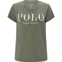 Polo Ralph Lauren Cotton Jersey T-Shirt, Basic Olive