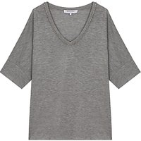 Gerard Darel Tomaz T-Shirt, Light Grey