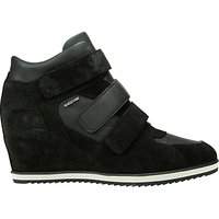 Geox Illusion Hidden Wedge Trainers