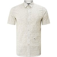 Diesel S-Dove Micro Star Short Sleeve Shirt, Bright White