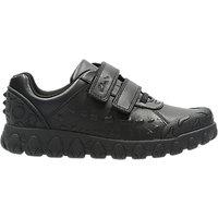 Clarks Childrens Tyrex Ride Shoes, Black