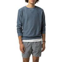 Tommy Hilfiger Sloucy Crew Neck Sweatshirt, Ensign Blue