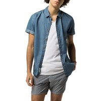 Tommy Hilfiger Denim Shirt, Light Indigo