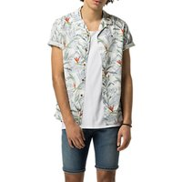 Hilfiger Denim Regular Floral Shirt, Tropical Print