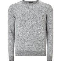J. Lindeberg Paulo Jersey Top, Light Grey