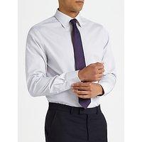 John Lewis Cotton Poplin Tailored Fit Shirt