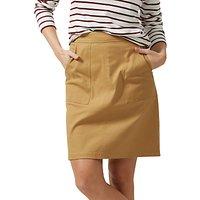 Sugarhill Boutique Daria A-Line Skirt, Tan