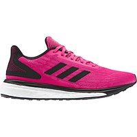 Adidas Response Lite Womens Running Shoes, Pink