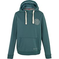 Fat Face South Coast Hoodie, Seagreen