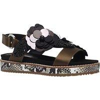 Kurt Geiger Bumble Embellished Sandals