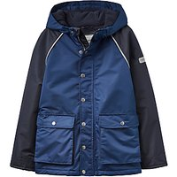 Little Joule Boys' Junior Playground Jacket, Navy