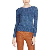 Polo Ralph Lauren Cable-Knit Cotton Jumper