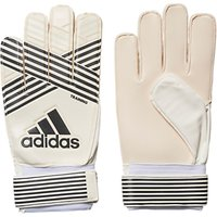 Adidas Ace Goalkeeper Gloves, Clear Onix/Core Black