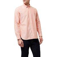 Jaeger Cotton Oxford Shirt, Orange