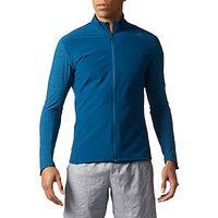 Adidas Supernova Storm Mens Running Jacket, Blue