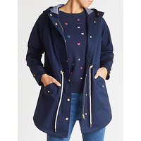 Collection WEEKEND by John Lewis Parka Coat, Navy