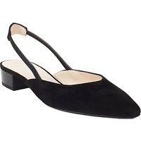 Peter Kaiser Carsta Slingback Court Shoes, Black