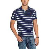 Polo Ralph Lauren Custom Slim Fit Cotton Polo Shirt